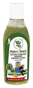 Nature Touch Presents Natural & Organic Shampoo For Baby's & Kids