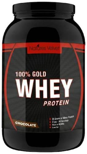 Natures Velvet Lifecare Gold Standard 100% Whey Double Rich Chocolate 0.90 kg (2 lb)
