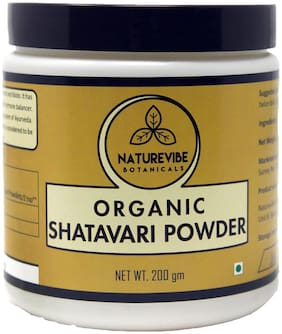 Naturevibe Botanicals Organic Stevia Leaf Powder -200 gm