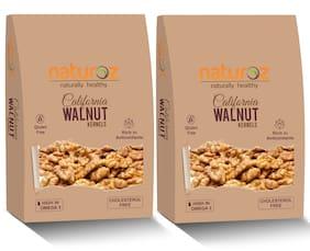 Naturoz California Walnut Kernels 400g (200g x 2)