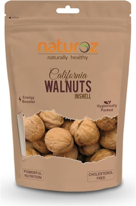 Naturoz California Walnut Inshell 400g