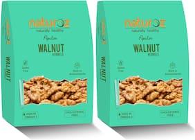 Naturoz Popular Walnuts Kernels 200g (Pack of 2)