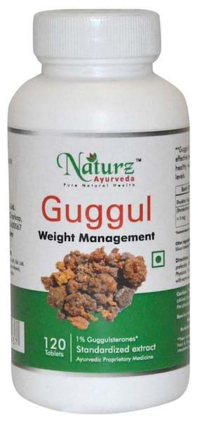 Naturz Ayurveda Guggul 120 Tablets