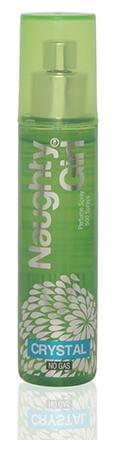 Naughty Girl CRYSTAL No Gas Perfume Spray for Women 60ml