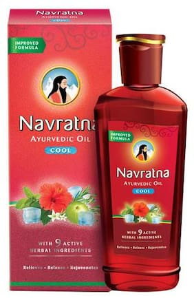 Navratna Oil - Ayurvedic  Cool 500 ml