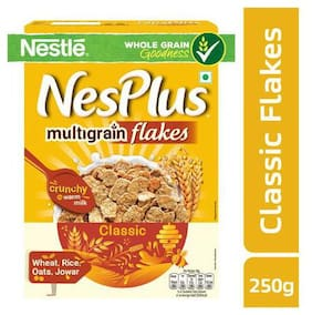 NesPlus Multigrain Flakes 250 gm