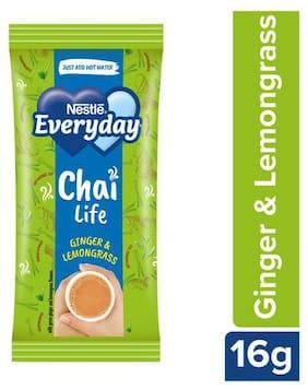 Nestle Everyday Chai Life Ginger & Lemongrass Instant Premix Tea 16 g