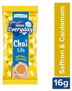 Nestle Everyday Chai Life Saffron & Cardamom Instant Premix Tea 16 g