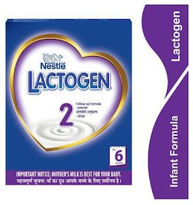 Nestle Lactogen 2 Infant Formula Powder After 6 Months 400 g