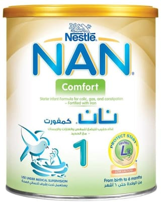 Nestle NAN Comfort Stage 1 - 400g (0-6months)