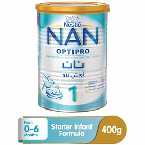Nestle Nan Optipro 1 400g Imported (Pack of 1)