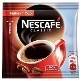 Nestle Nescafe Classic Coffee Sachets -1.5g X 150pcs (Pack of 150)