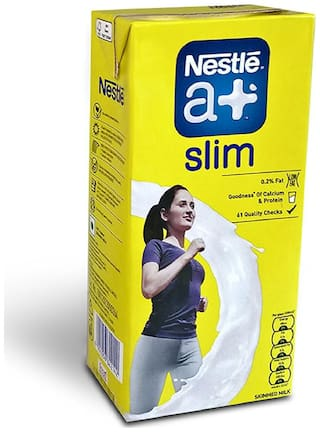 Nestle Slim Milk 1 L