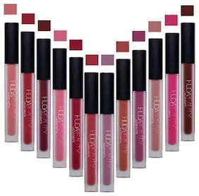 NETP hb liquid matte lipsticks -2.6ml (Pack of 12)