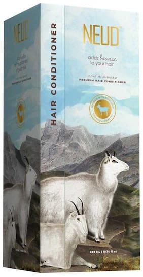 NEUD Goat Milk Premium Hair Conditioner for Men & Women - 1 Pack (300ml)