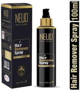 NEUD Hair Remover Spray for Men and Women 1 Pack (100 ml)