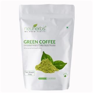 Neuhebs Green Coffee Beans Powder 350g