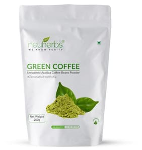 Neuhebs Green Coffee Beans Powder 200g