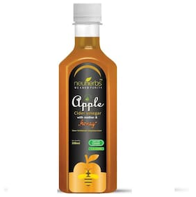 Neuherbs Apple Cider Vinegar With Honey-350ml