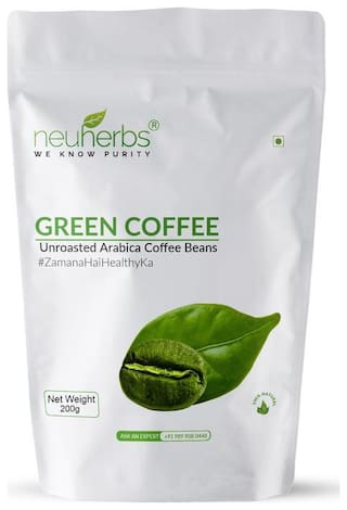 Neuherbs Green Coffee Beans 200g