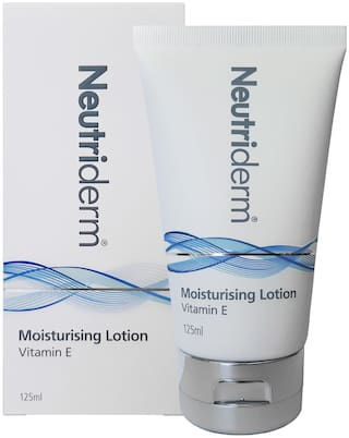 Neutriderm Moisturising Lotion Vitamin E 125ml