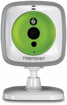 NEW-SEALED - TRENDnet night vision, Built-in 2 Way Audio WiFi Baby Cam