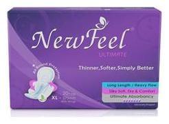 Newfeel Ultimate Sanitary Napkin Ultrathin
