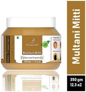Newish Fullers Earth Multani Mitti Powder (350 g)