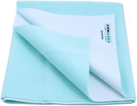 Newnik Cozymat Soft,Water-Proof & Reusable Mat Sea Green Pack of 1