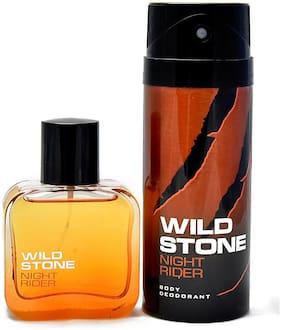 Night Rider Deodorant And Perfume Combo( 150 Ml +100 Ml)