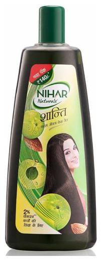 Nihar Hair Oil - Shanti Badam 500 Ml
