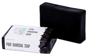 Nirvaana Handmade Natural Charcoal Soap 100g