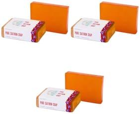 Nirvaana Handmade Natural Saffron Soap