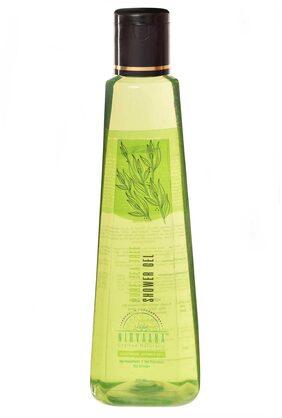 Nirvaana Handmade Natural Tea Tree Shower Gel 200ml