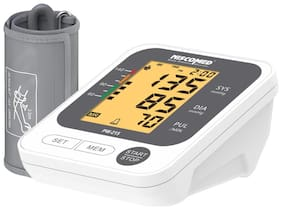 NISCOMED Blood Pressure Monitor Machine Fully Automatic Digital Bp Monitor (Pack Of 1)