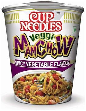 Nissin Cup Noodles - Veggi Manchow 55 g