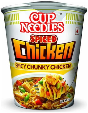 Nissin Cup Noodles - Spiced Chicken 70 g