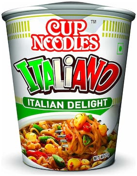 Nissin Food Cup Noodles - Italiano 70 gm