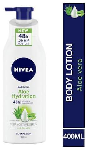 Nivea Aloe Hydration Body Lotion - For Normal Skin 400 ml