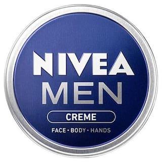 Nivea Creme Moisturiser Cream For Men 75 ml