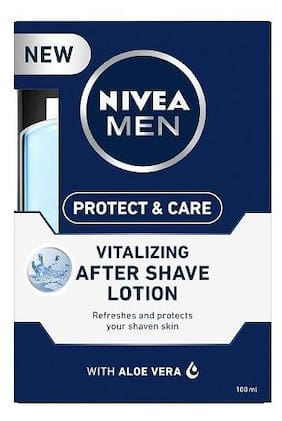 Nivea Men Vitalizing After Shave Lotion 100 ml