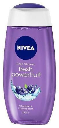 Nivea Powerfruit Fresh Shower Gel 250 ml