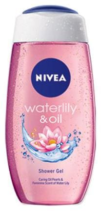 Nivea Shower Gel Water Lily & Oil 250 ml