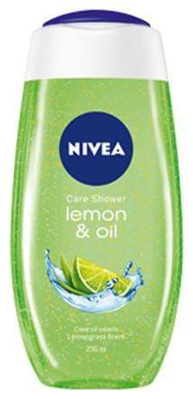 Nivea Shower Gel Lemon & Oil 250 ml
