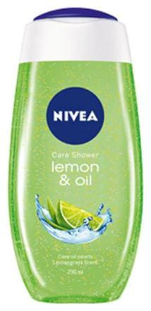 Nivea Shower Gel Lemon & Oil 250 ml