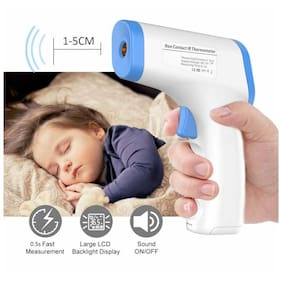 Non-body contact Infrared Medical Thermometer (Model :- GP-200)