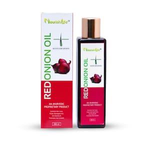 NourishLife Red Onion Hair Oil - 200 ml