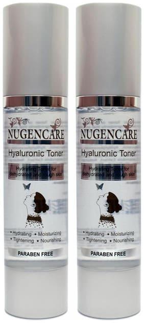 Nugencare Hyaluronic Toner 50ml(Pack of 2)