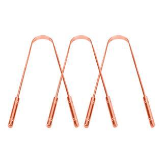 NURPI COPPER premium TONGUE CLEANER Pack of 3
