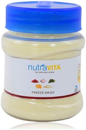 Nutra Vita Freeze Dried Cheddar Cheese Powder 100gm